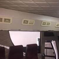 ติดตั้งแอร์เพิ่มในห้องคนขับของรถx-ray-รพ-บางปะกอก